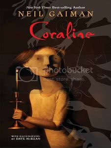 Coraline Novel