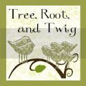Tree, Root, and Twig
