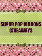 Sugar Pop Ribbons Giveaway Logo