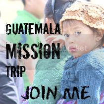 Come with us to Guatemala