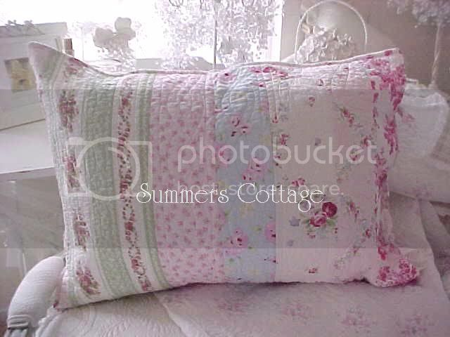 Beach Cottage Pillow