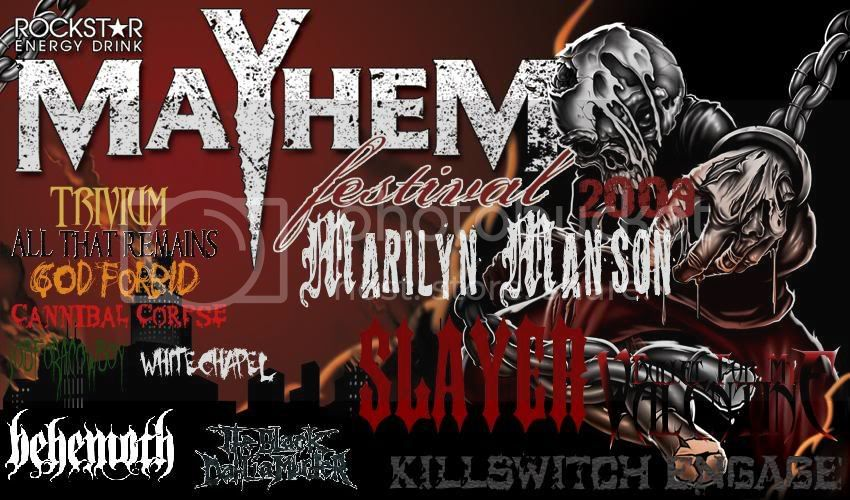 mayhem fest